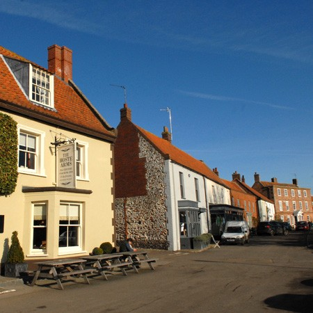 The hoste Burnham market
