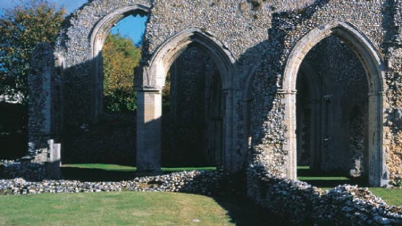 Creake Abbey Ruins