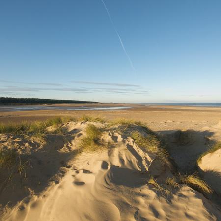 Golden Sand, Holkham Beach