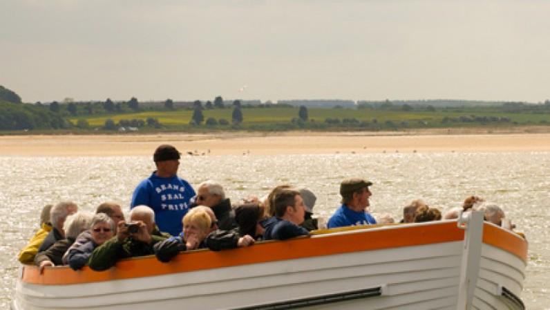 Blakeney Point Seal Trip from Morston