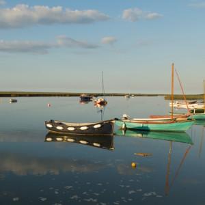 High Tide East Quay Wells next the sea