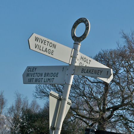 Wiveton directions
