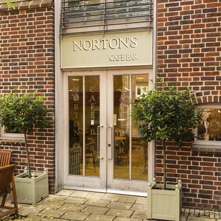 Norton's Entrance
